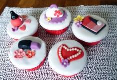 Kosmetik cupcakes 1,75/stuk