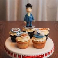 "A ""Royal"" Assortment of Cupcakes"