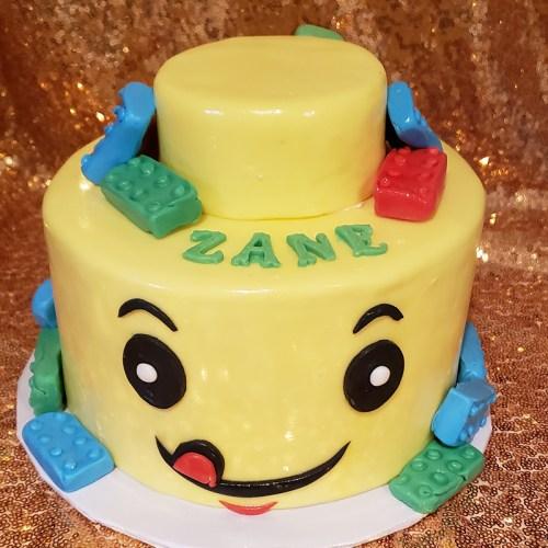 Cakes By Violet Custom Cake (Lego)