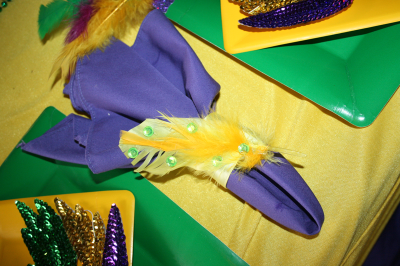 Party Theme Brazilian Carnival Mardi Gras Cakes