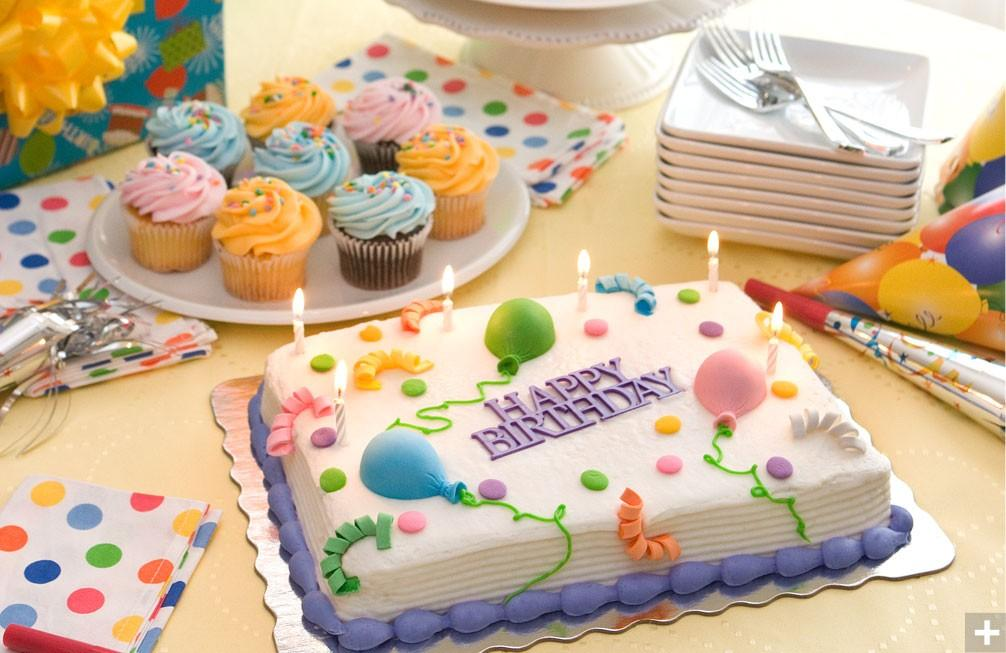 Food Lion Bakery Birthday Cakes