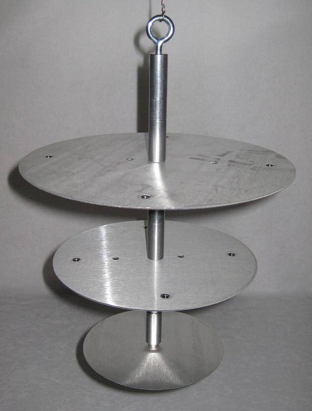 Cake Stand Examples Traditional Tiered Offset