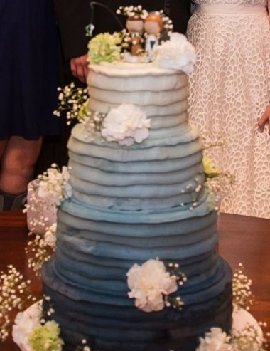 cake ombre