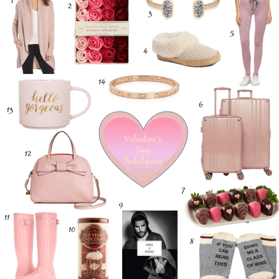 14 Items To Indulge Yourself With This Valentine's Day