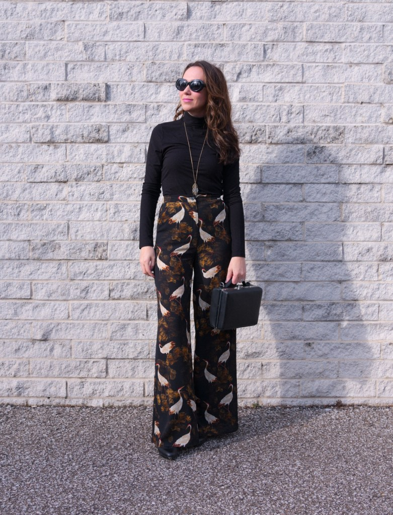 How to Rock a Crane Pant