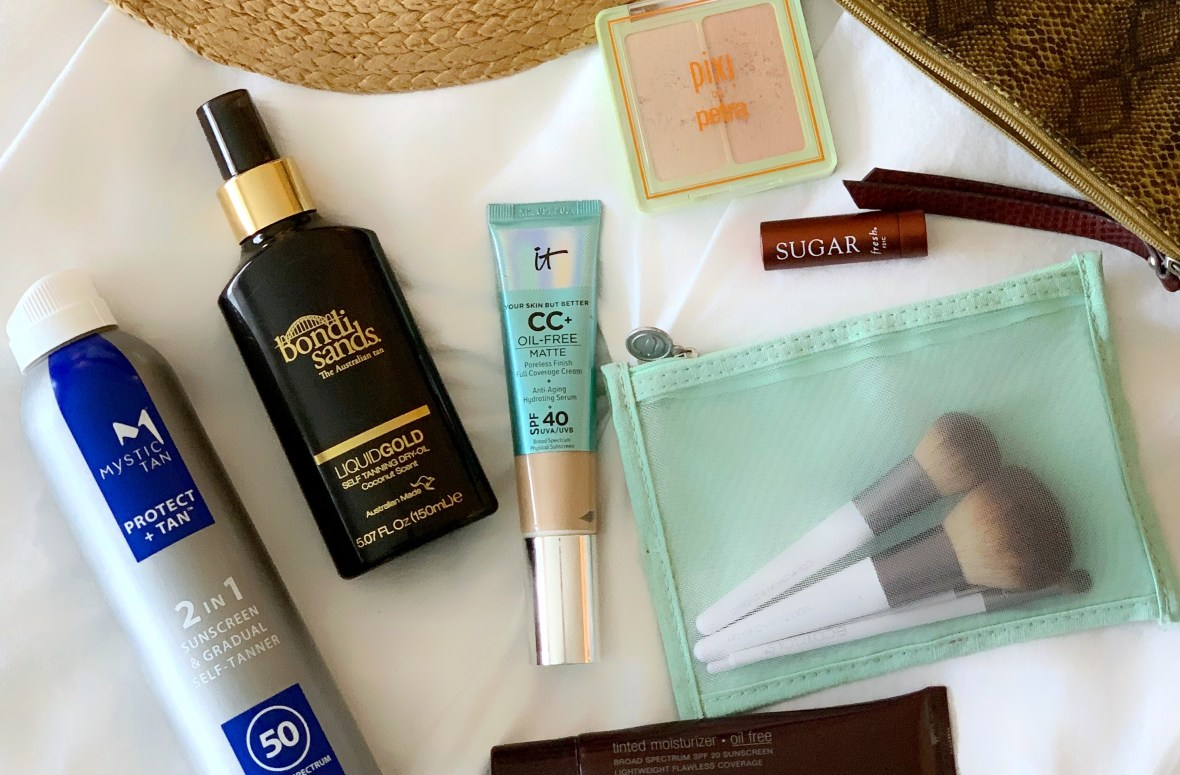 Must-Have Beauty Products for A Faux Island Glow