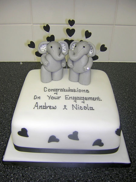 Anniversary Amp Engagement Cakes Cake Toppers Redcar