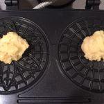 Pizzelle dough