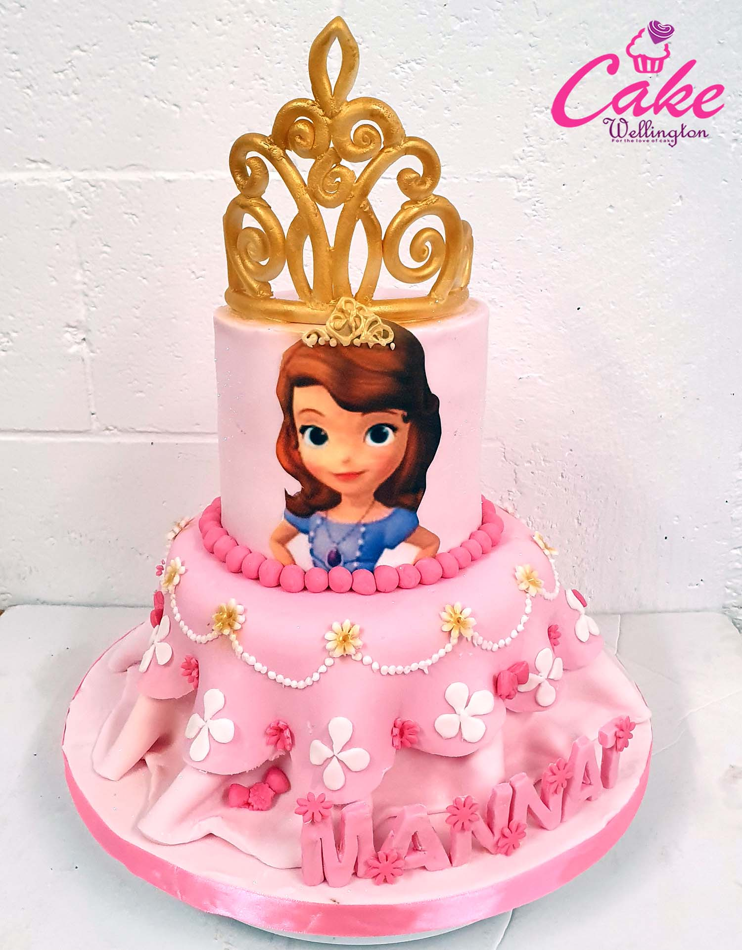 You don't need to make it complicated (unless you want to)! Girls Birthday Cake From Cake Wellington Best Cake Makers