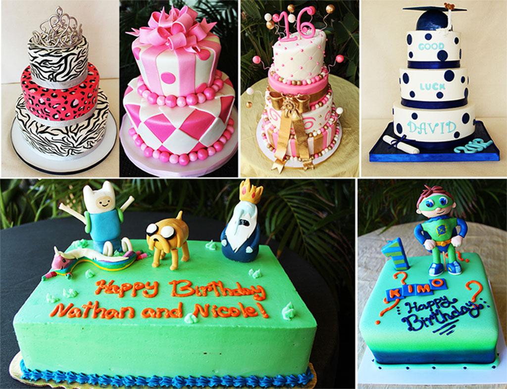 Custom Cakes Cakeworks Bakery