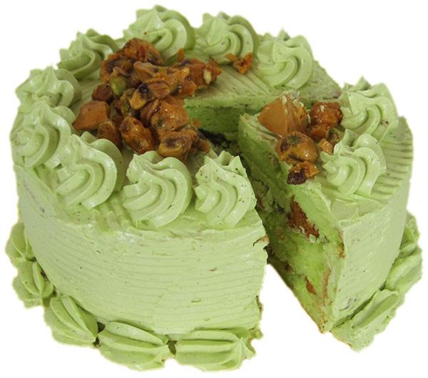 Pistachio Cream Weekend Special