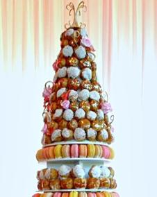 Macaron and Cream puff tower (CWdesktop-PC's conflicted copy 2016-03-23)