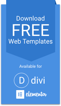 Download Free website template