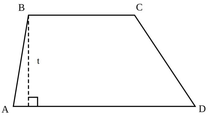 contoh rumus trapesium