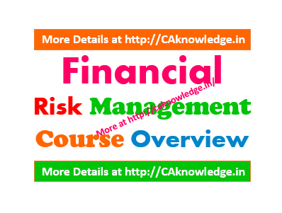 How to become FRM, Financial Risk Management Course an Overview