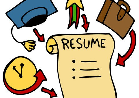 Resume or CV writing tips - for articleship & qualified