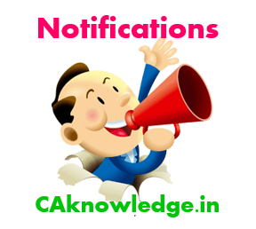 CAknowledge.in Notification