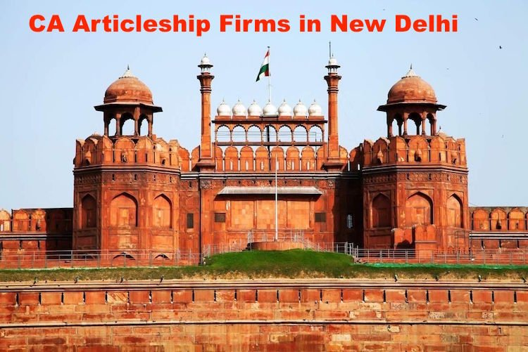 CA Articleship Firms New Delhi