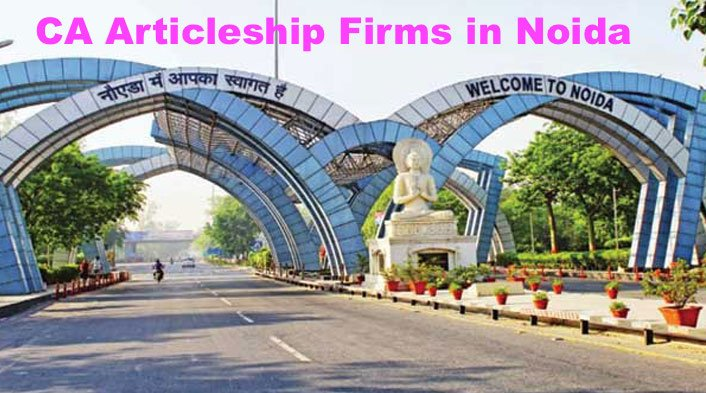 CA Articleship Firms Noida