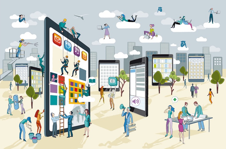 Ache Din for Digital Economy