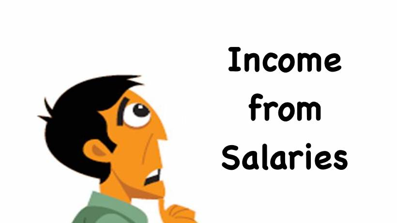 Income from Salaries
