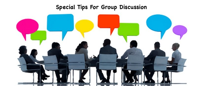 Special Tips For Group Discussion