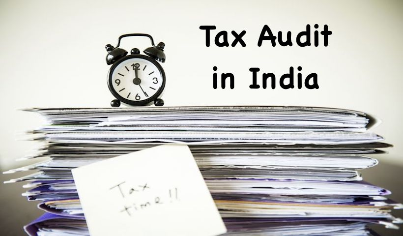 Tax Audit in India