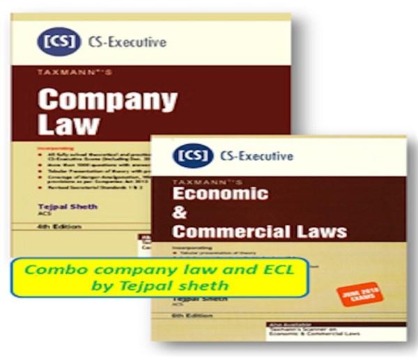 CS Executive Company Law, economic