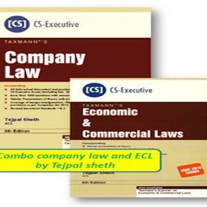 CS Executive Company Law, economic