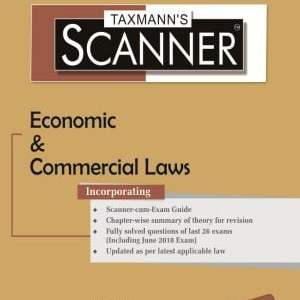 CS Executive Economic and Commercial Law Scanner By NS Zad