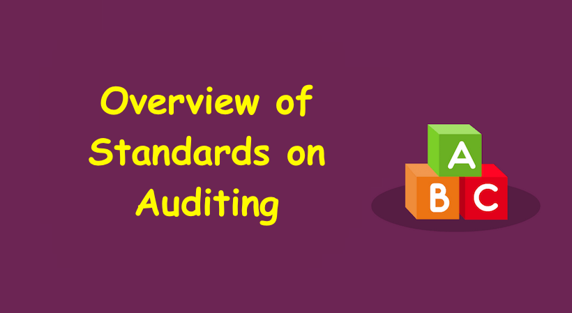 Overview of Standards on Auditing