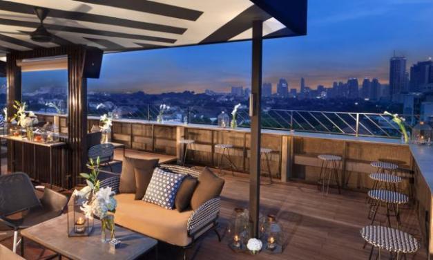 "6 Restoran ""Rooftop"" Romantis Di Jakarta"