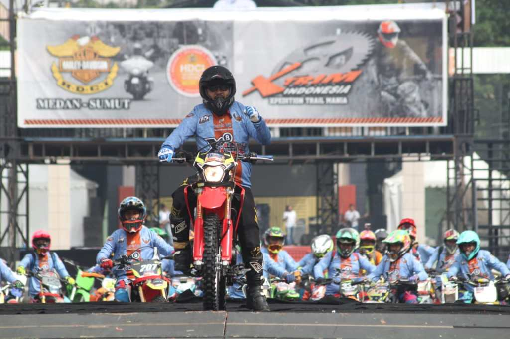 Indonesia International Bikers Gathering
