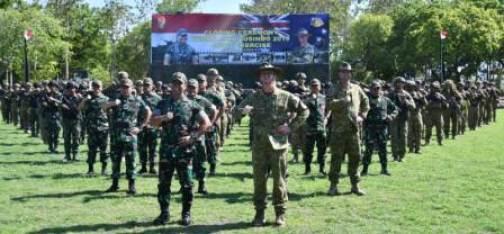 Kasad Indonesia dan Australia