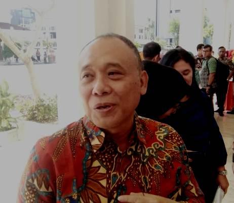 Perwakilan Tim Percepatan Pencegahan Stunting dari Sekretariat Wakil Presiden (Setwapres), Saputera
