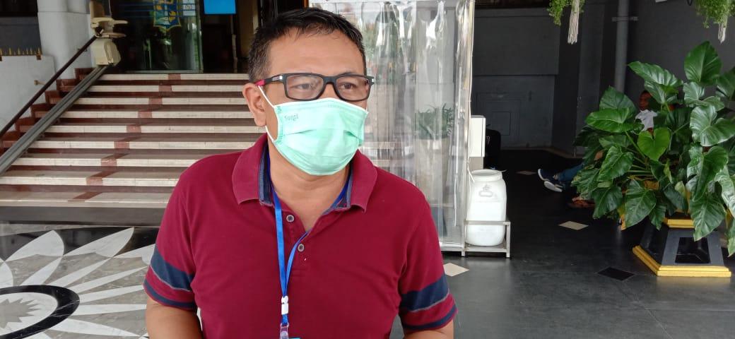 Kepala BPB dan Linmas Surabaya, Irvan Widyanto