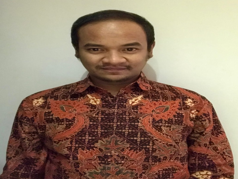 Sekretaris DPD AMPG Surabaya Ahmad Tufel Efendi