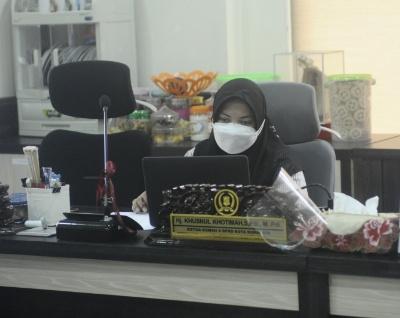 Khusnul Khotimah Anggota DPRD Surabaya