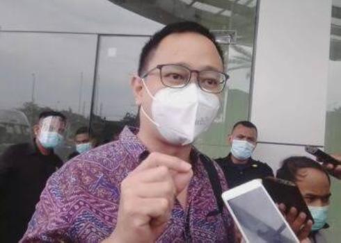 Anggota Komisi A DPRD Surabaya Josiah Michael