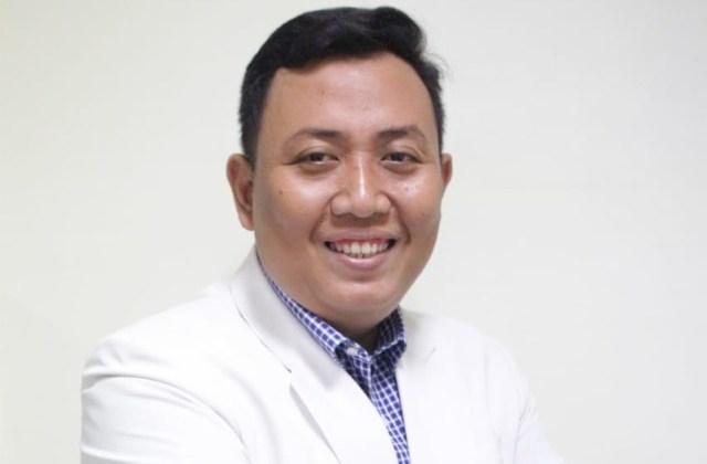 DR. Dr. Isnin Anang Marhana, Sp.P (K), FCCP, FISR, FAPSR