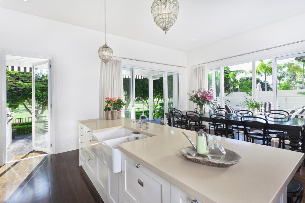 kitchen windows and patio door ideas
