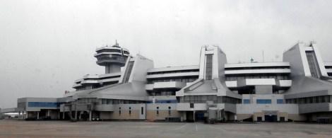 Flughafen Minsk 2