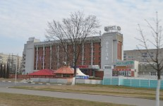 Hotel tourist in Gomel
