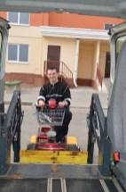 Oleg im Auto 4