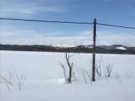 宗谷本線 冬景色