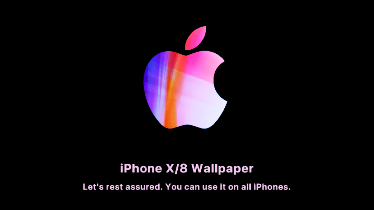Iphone Xs Xr Xs Max壁紙 Apple Mark リリースしました 全スマートフォン対応 Ios Calendar Blog