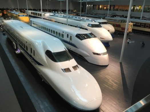 リニア鉄道館・展示新幹線