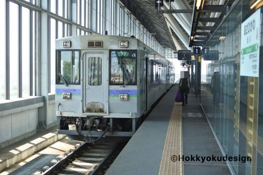 旭川駅・富良野線725D