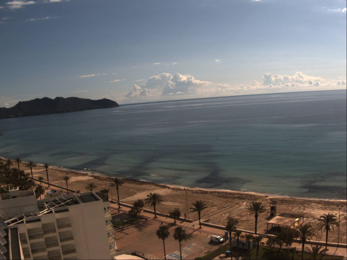 Webcam Cala Millor