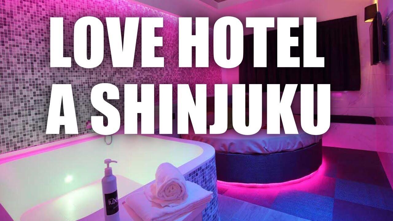 LOVE HOTEL IN GIAPPONE